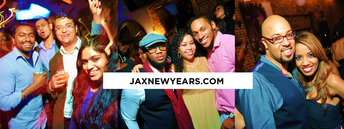 2016 New Year's Eve Celebration in Jacksonville!