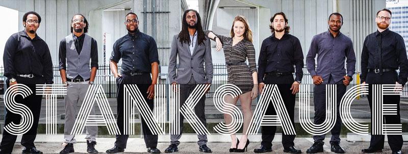 Jacksonville's NYE Band Stank Sauce
